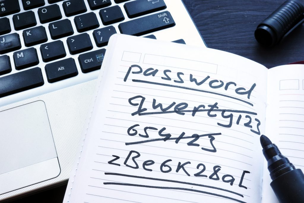 A Guide to Small Business Password Management | CyberDot